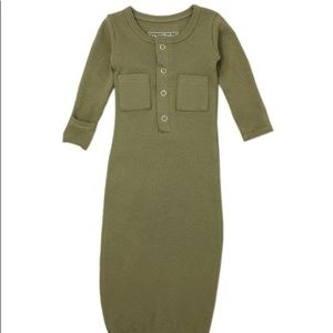 Like new L'oved baby gown